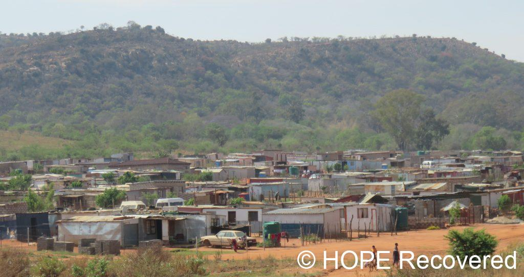Life in the township
