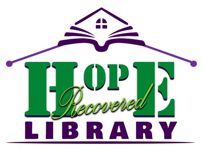 HOPE Recovered Library for children Logo